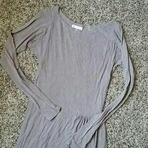 Rebecca Taylor Casual Dress Sz Medium Light Brown